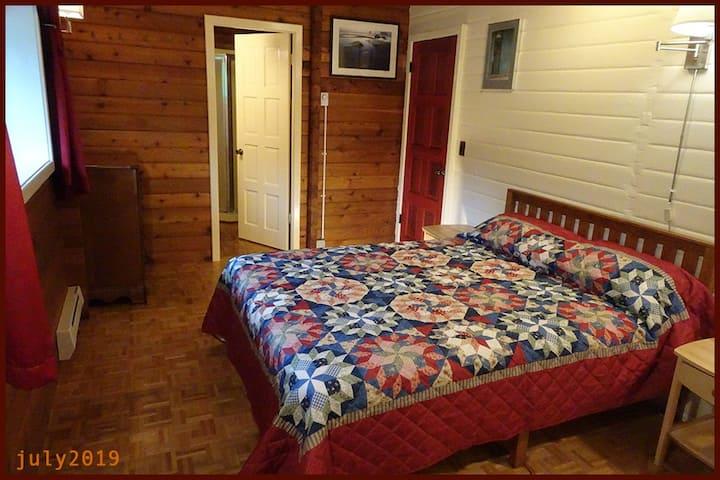 Log Cabin in Heaven