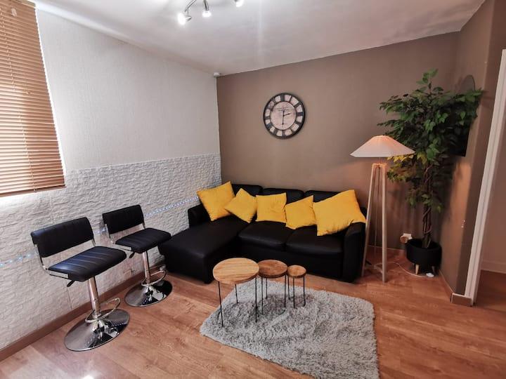 Appartement Pontoise Cosy Calme
