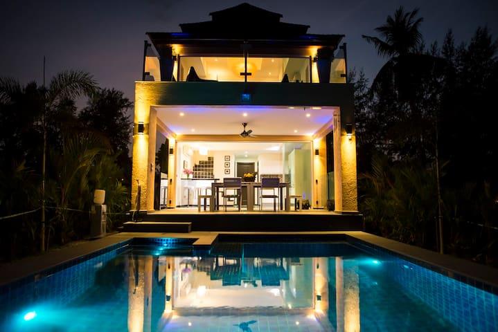Palm Island Villa Koh Chang. - Koh Chang - Vila