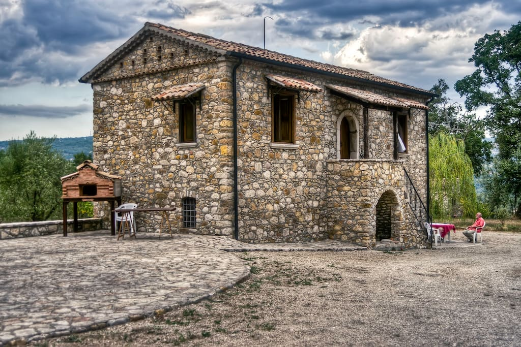Beautiful Rural House in Irpinia - Houses for Rent in Paternopoli, Campania, Italy