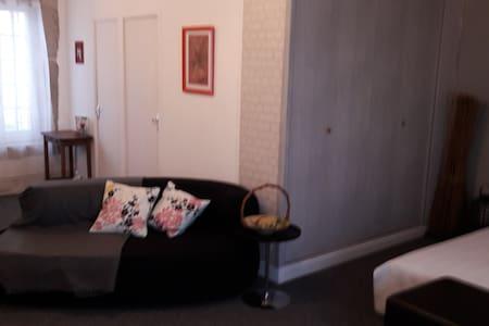 Studio moderne de charme - Sombernon - 公寓