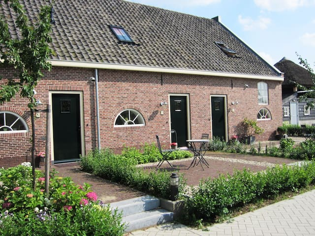 """Bakhuis"" near Nature and Utrecht  - Schalkwijk - Appartement"