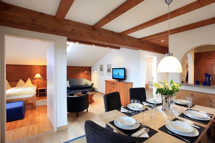 Super Wohnung mit 2 Schlafzimmern - Westendorf - Apartamento