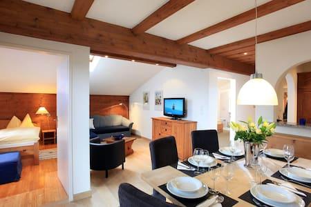 Super Wohnung mit 2 Schlafzimmern