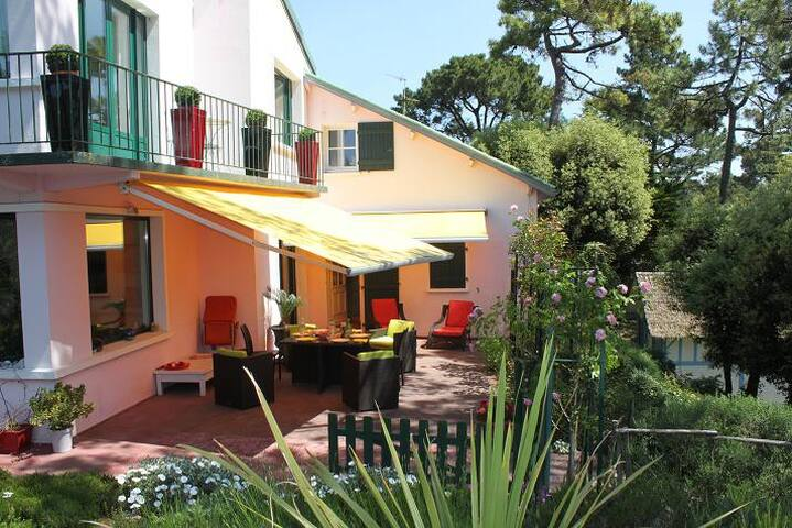 Bed and Breakfast La Baule les Pins
