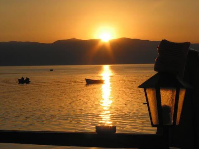 St.Tropez, Trpejca beach apt 2 - Trpejca - Huoneisto