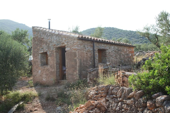 the casita at els Mussols - Xerta - Diğer