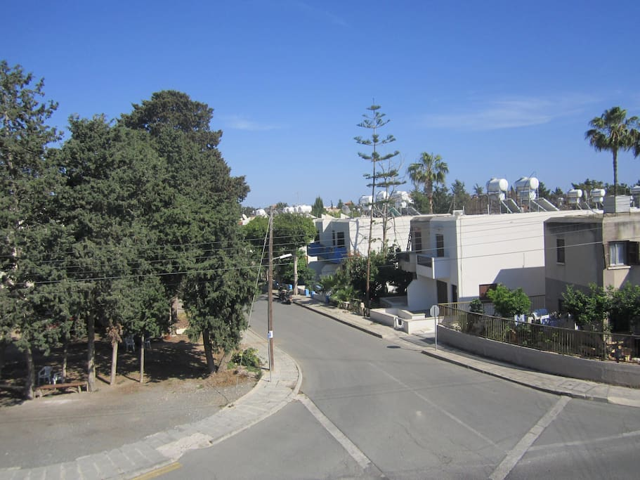 In the Heart of Kato Paphos Apt