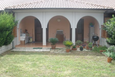 A BEAUTIFUL VILLA in CASAL VELINO  - Marina di Casal Velino