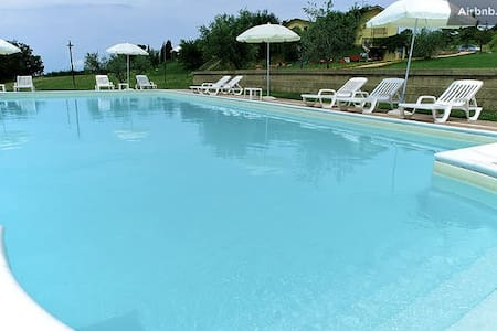 Low cost rooms on Trasimeno Lake - Castel Rigone - Bed & Breakfast