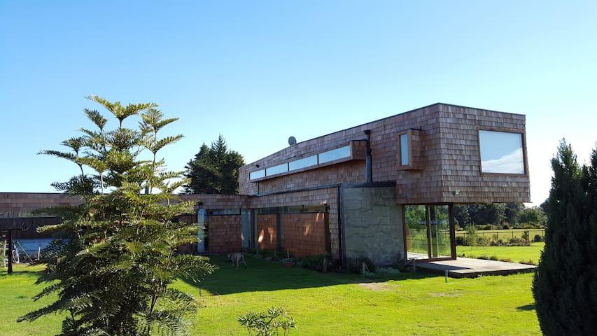 PUERTO VARAS SPECTACULAR HOUSE - LAKE&VOLCANO VIEW - Puerto Varas - Casa
