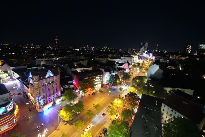 Große Freiheit, Reeperbahn - Hamburgo