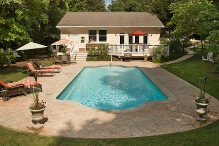 Pool House in Chapel Hill near UNC
