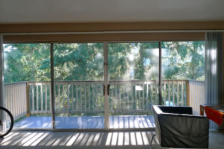 Rest and fly near Seatac Airport - SeaTac - Apartamento