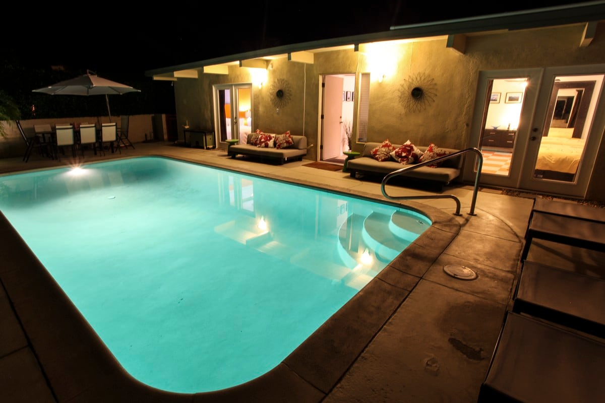 mid week houses for rent in palm springs california united states