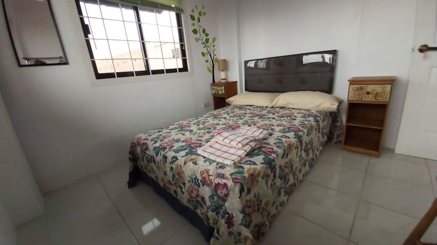 A room in a country home at city center (Rm301)