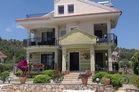 Forest Valley Apartments - Fethiye - Apartament