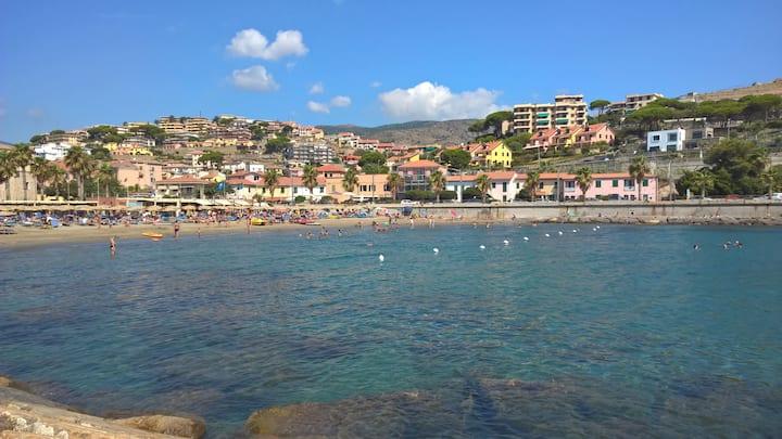 Holiday apartment in Santo Stefano al Mare
