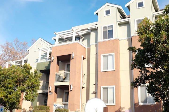 Luxury Condo - Palo Alto - East Palo Alto - Apto. en complejo residencial