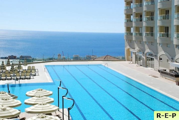 Apartments in GoldCity SPA-hotel - Alanya