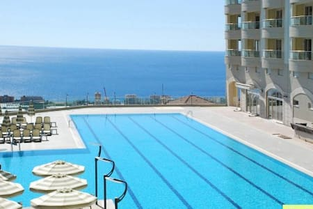 Apartments in GoldCity SPA-hotel - Alanya - Daire