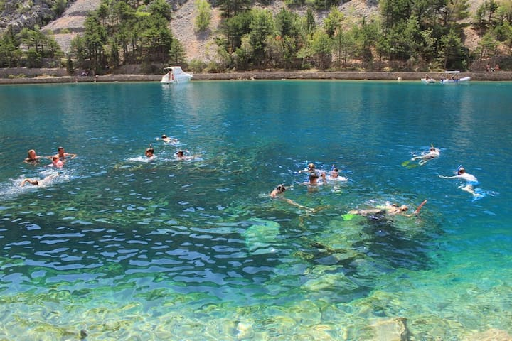 "National Park ""Zavratnica"" by car 30 minutes ( Diving along shipwreck)"