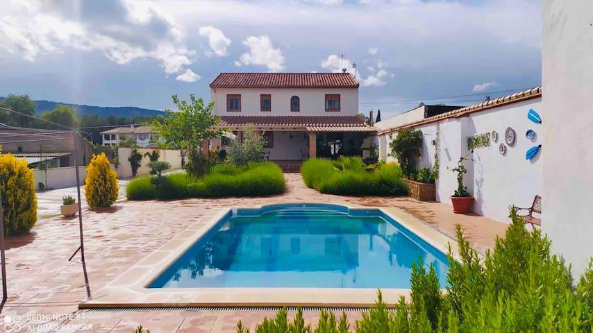 Casa Chalet en Alhama de Granada