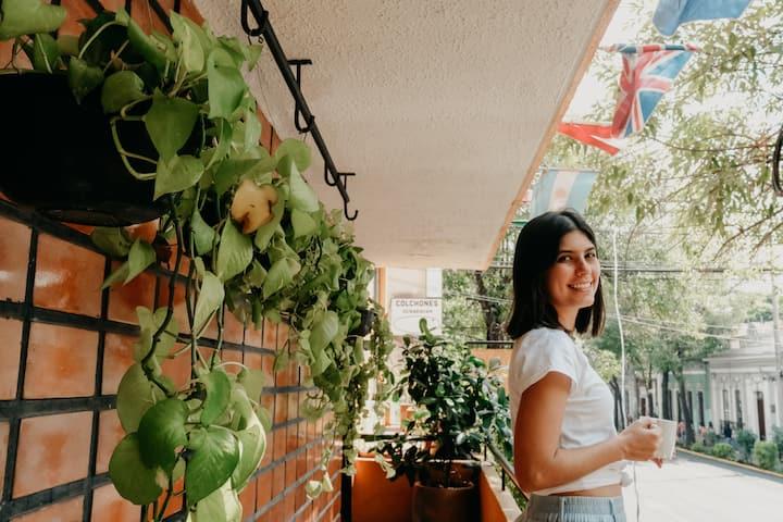 Hostal Hidalgo (Habitación compartida 3 Literas)