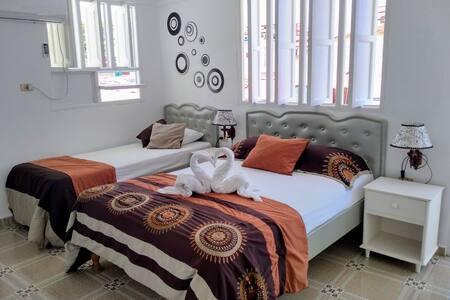 Casa Yindra y Ruben (Apartamento)