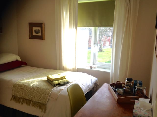 Cosy Room in Creative Happy Household - Exeter - House