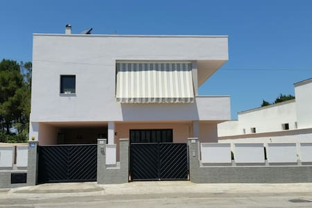 Brand new villa close to Otranto - Poggiardo