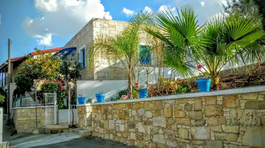 Tzionis Petroktisto (Holidays Stonehouse) - Lympia - Dům