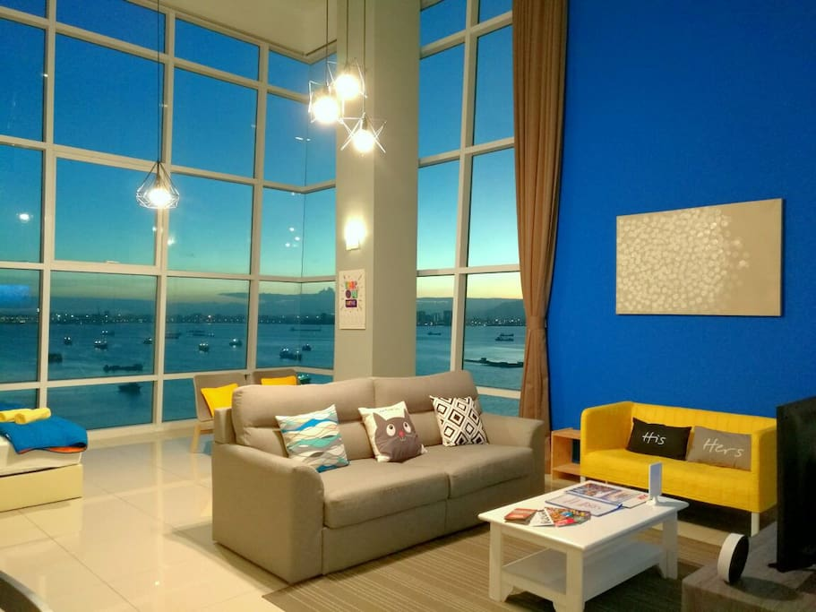 180° Sunrise Seaview at Maritime Suite, Georgetown
