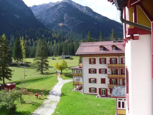 Appartamento in Villaggio Ploner