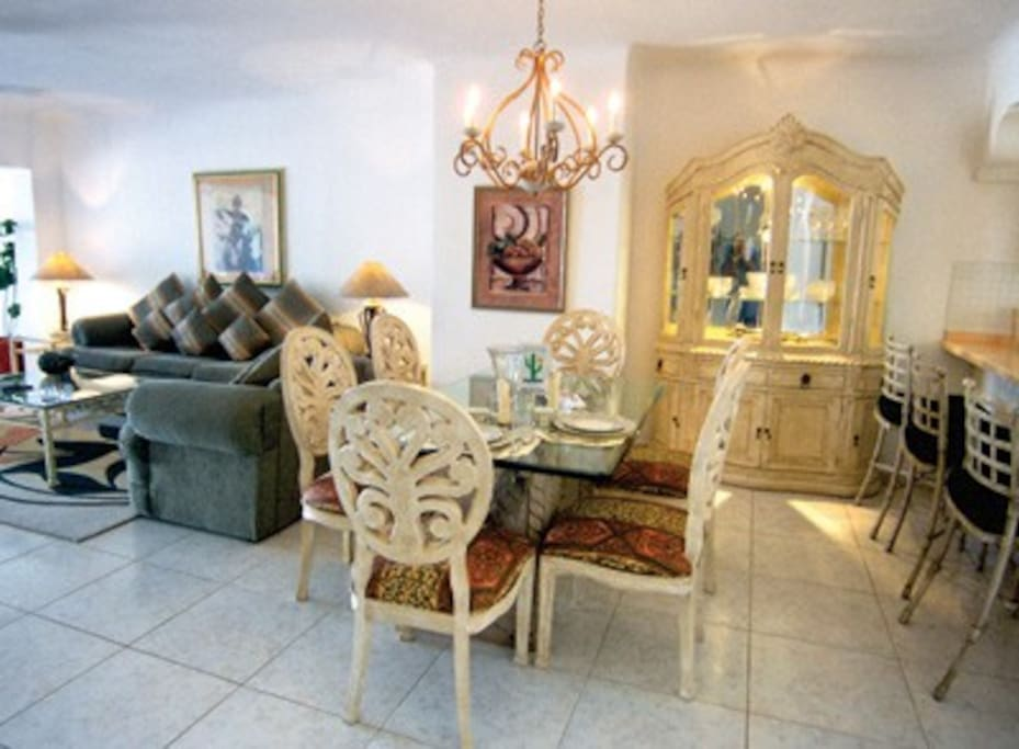 This is photo is not unit specific and only denotes style and decor of all the units.