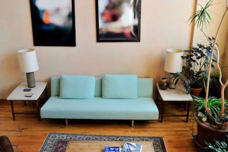 your own private oasis - Brooklyn - Apartment