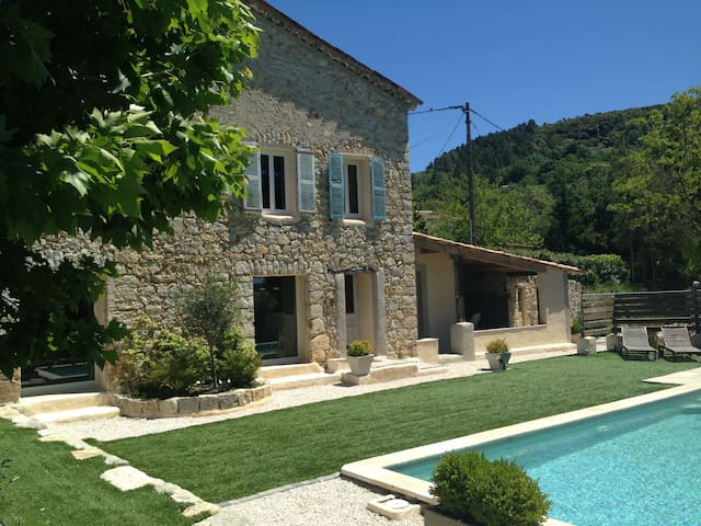 Provence charming & authentic house
