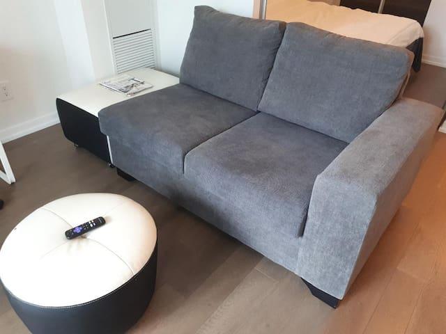 New Love Seat