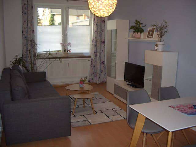 Ferienwohnung / Apartment am Burkauer Bach