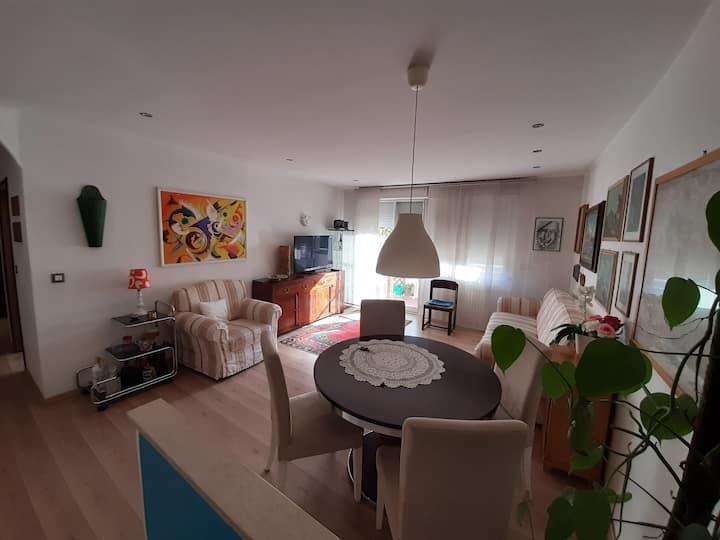Strategico e comodo appartamento vicino alla città