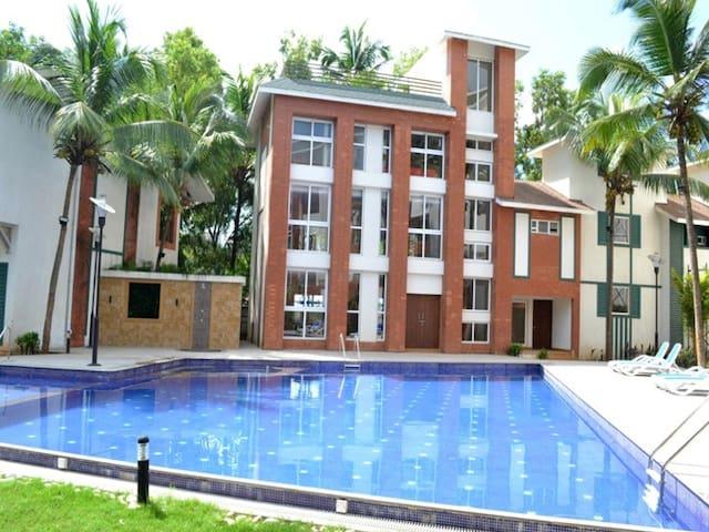 Aavaas - D103, Arpora, Goa, India - North Goa - Apartment