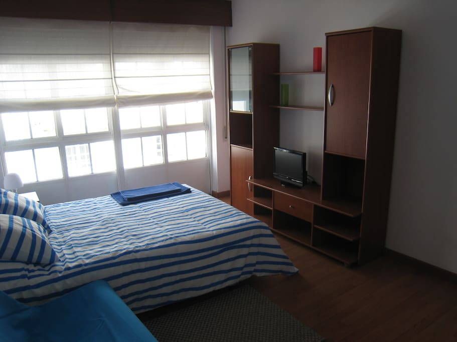 Estudio perfecto para parejas apartments for rent in - Estudios santiago de compostela ...