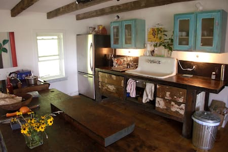 Charming Farmhouse near Hudson, NY - Athens - Hus