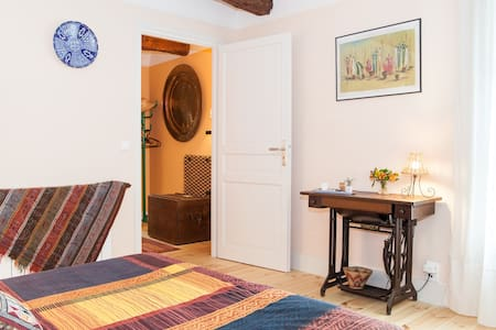 Giraffes' suite  - Saint-Thibéry