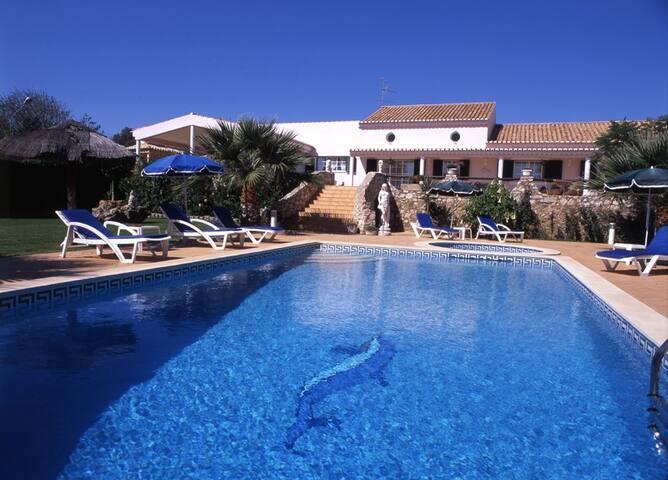 Quinta Nespereiras, Pool & Wi-Fi - Odiáxere - Apartamento