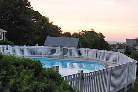 Relax....You're on Island Time...... - Vineyard Haven - House