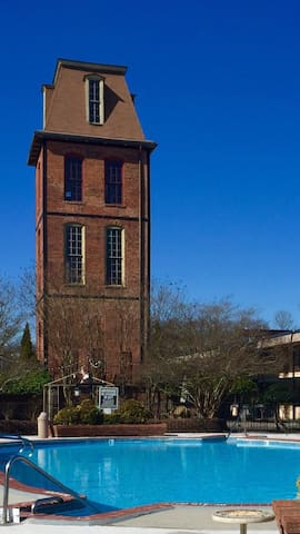 Historic Duke Tower