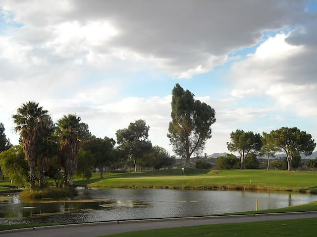 Tucson National Golf Villa