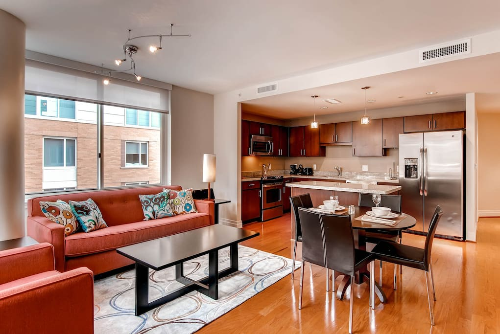 Luxury 2 Bedroom Apartment In Foggy Bottom Apartments For Rent In Washington District Of