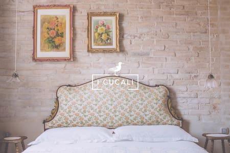 I Cucali | seafront B&B. La Cucalina double room